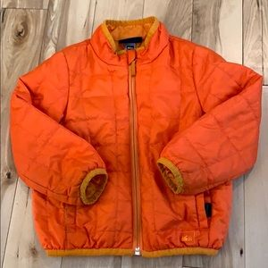 REI toddler unisex light puffer jacket